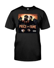 price of fame sean price AND lil fame t shirt Premium Fit Mens Tee thumbnail