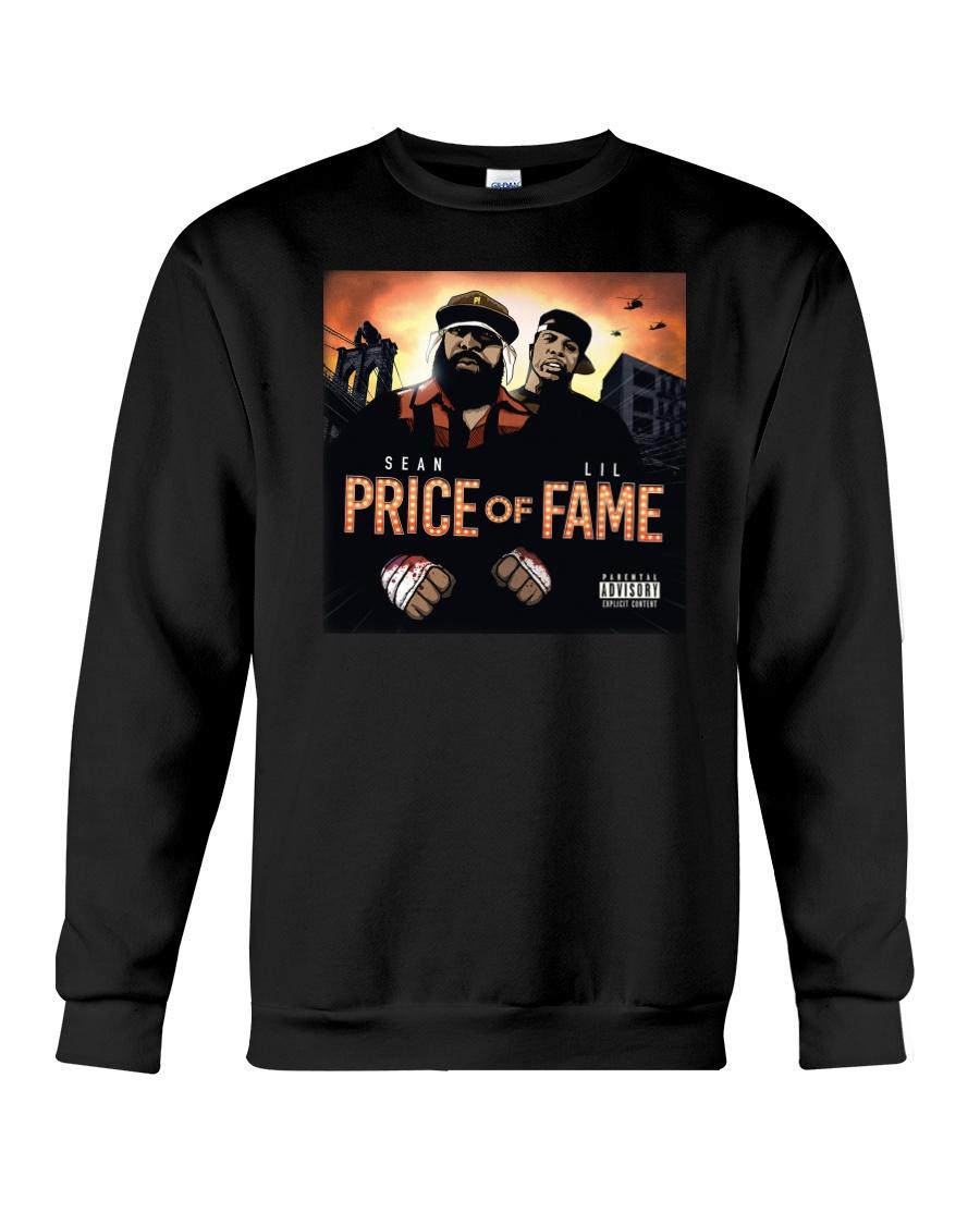 price of fame sean price AND lil fame t shirt Crewneck Sweatshirt
