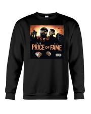 price of fame sean price AND lil fame t shirt Crewneck Sweatshirt front