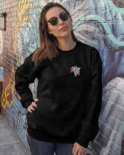JB COLLECTION x CHAMPION T Shirt Crewneck Sweatshirt lifestyle-unisex-sweatshirt-front-3
