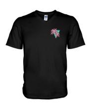 JB COLLECTION x CHAMPION T Shirt V-Neck T-Shirt thumbnail