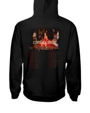 Camila Cabello The Romance Tour 2020 T Shirt Hooded Sweatshirt back
