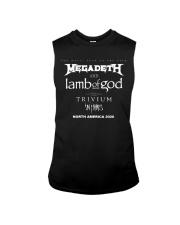 Megadeth And Lamb Of God Tour 2020 T Shirt Sleeveless Tee thumbnail