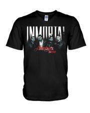 Aventura Inmortal Tour 2020 T Shirt V-Neck T-Shirt thumbnail
