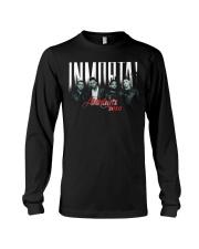 Aventura Inmortal Tour 2020 T Shirt Long Sleeve Tee thumbnail