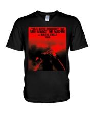 RAGE AGAINST THE MACHINE TOUR 2020 Shirt V-Neck T-Shirt thumbnail