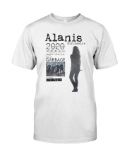 Alanis Morissette Tour 2020 Shirt Premium Fit Mens Tee tile