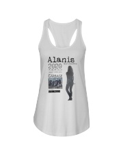 Alanis Morissette Tour 2020 Shirt Ladies Flowy Tank tile