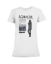 Alanis Morissette Tour 2020 Shirt Premium Fit Ladies Tee thumbnail