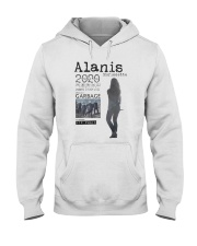 Alanis Morissette Tour 2020 Shirt Hooded Sweatshirt front