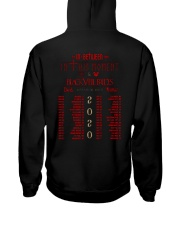 In This Moment and Black Veil Brides Tour 2020 SHI Hooded Sweatshirt back