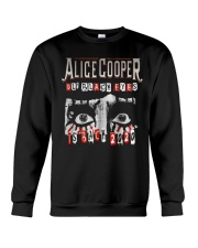 Alice Cooper Ol Black Eyes Is Back Tour 2020 shirt Crewneck Sweatshirt thumbnail