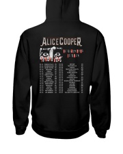 Alice Cooper Ol Black Eyes Is Back Tour 2020 shirt Hooded Sweatshirt back