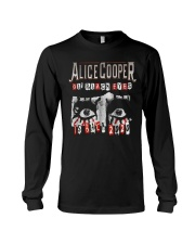 Alice Cooper Ol Black Eyes Is Back Tour 2020 shirt Long Sleeve Tee tile