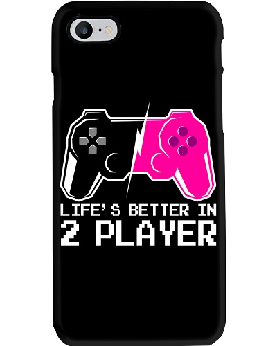Life's Better in 2 Player