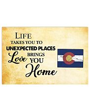 Colorado Love Brings You Home MRPT0305 17x11 Poster front