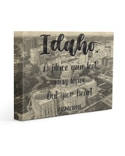 KT0001 Idaho A Place Your Feet May Leave Gallery Wrapped Canvas Prints tile