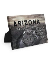Arizona That Place Forever In Your Heart Easel-Back Gallery Wrapped Canvas tile