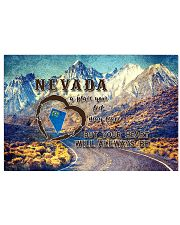 Nevada A Place Your Feet May Leave 17x11 Poster front