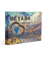 Nevada A Place Your Feet May Leave Gallery Wrapped Canvas Prints tile