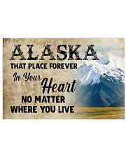 Alaska Forever In Your Heart MRPT0304 17x11 Poster front