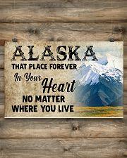 Alaska Forever In Your Heart MRPT0304 17x11 Poster poster-landscape-17x11-lifestyle-14