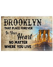 Brooklyn Forever In Your Heart MRPT0304 17x11 Poster front