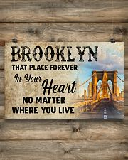 Brooklyn Forever In Your Heart MRPT0304 17x11 Poster poster-landscape-17x11-lifestyle-14