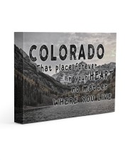 Colorado That Place Forever In Your Heart Gallery Wrapped Canvas Prints tile
