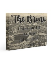 KT0001 The Bronx A Place Your Feet May Leave Gallery Wrapped Canvas Prints tile