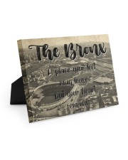 KT0001 The Bronx A Place Your Feet May Leave Easel-Back Gallery Wrapped Canvas tile