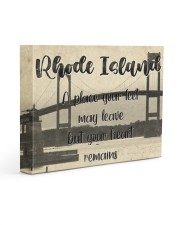KT0001 Rhode Island A Place Your Feet May Leave Gallery Wrapped Canvas Prints tile