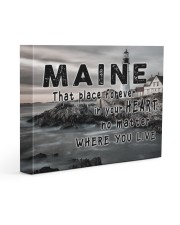 Maine That Place Forever In Your Heart Gallery Wrapped Canvas Prints tile
