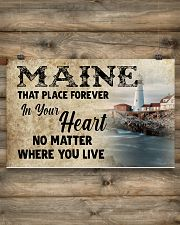 Maine Forever In Your Heart MRPT0304 17x11 Poster poster-landscape-17x11-lifestyle-14