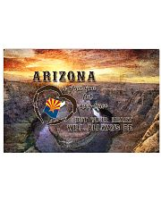 Arizona A Place Your Feet May Leave 17x11 Poster front