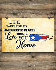 Puerto Rico Love Brings You Home MRPT0305 17x11 Poster poster-landscape-17x11-lifestyle-14