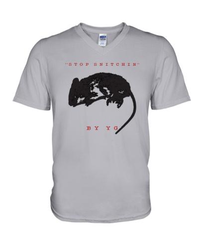 Stop Snitchin By YG T Shirt