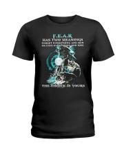 Wolf Ladies T-Shirt thumbnail