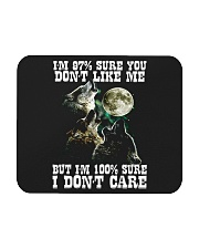 Wolf Mousepad tile