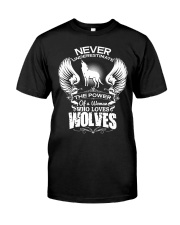 Wolf Classic T-Shirt thumbnail