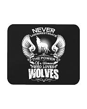 Wolf Mousepad thumbnail