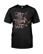 Wolf Premium Fit Mens Tee thumbnail