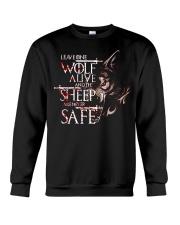 Wolf Crewneck Sweatshirt thumbnail