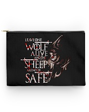 Wolf Accessory Pouch - Large thumbnail