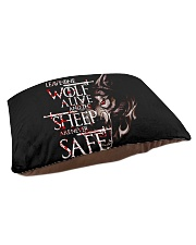 Wolf Pet Bed - Small thumbnail