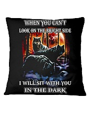 Wolf Square Pillowcase thumbnail