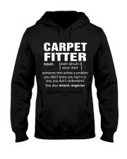 HOODIE CARPET FITTER Hooded Sweatshirt thumbnail