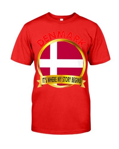 Denmark Its Where My Story Begins