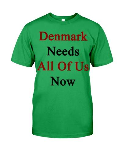 denmarkneedsallofusnow TShirts