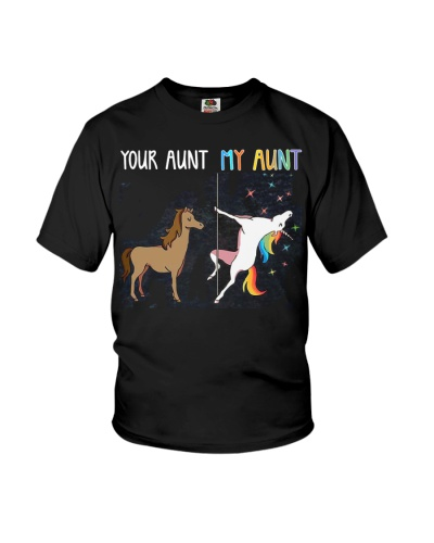 AUNTIE YOUTH T-SHIRT